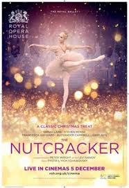 The Royal Opera House Nutcracker, direct transmission from London!