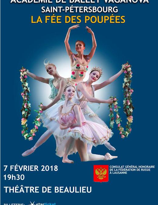 The Vaganova Academy Ballet Gala!
