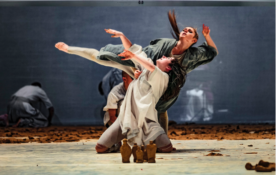 Noetic and ICON, contemporary ballet, by Sidi Larbi Cherkaoui