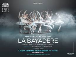 La Bayadère, at last the classic masterpiece from the Royal Ballet!