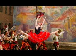Don Quixote, live retransmission from the Bolshoi!