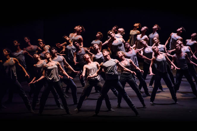 Contemporary triple bill, from the Royal Ballet!