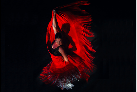 SARA BARAS – SOMBRAS Flamenco ballet at THE GRAND THÉÂTRE