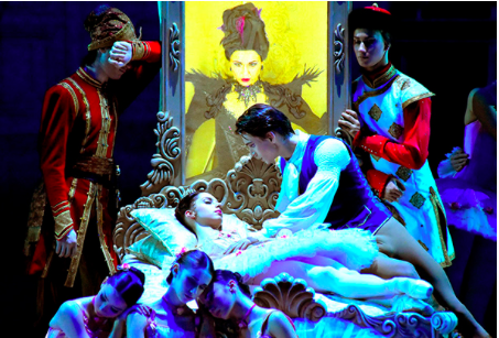 Yacobson's Ballet, THE SLEEPING BEAUTY