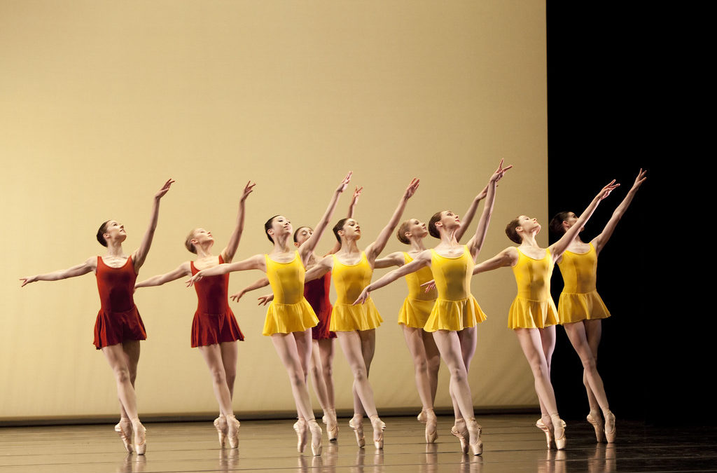 Triple bill, from the Royal Ballet!