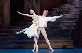 Royal Ballet's Romeo and Juliette