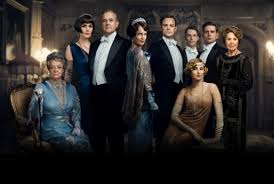 DOWNTON ABBEY,  the movie!