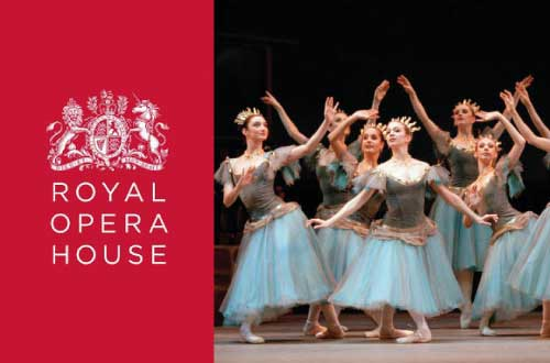 COPPELIA : A beloved classic from the Royal Opera House!