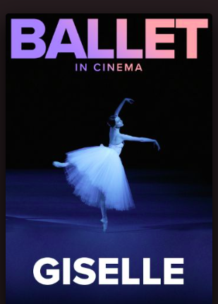 GISELLE, directly from the Bolshoi Ballet, Moscow