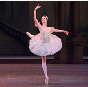 THE SLEEPING BEAUTY, from the Royal Ballet, London